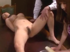 Horny Japanese slut Yuki Toma in Exotic Fetish, Blowjob JAV scene