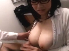 Amazing Japanese slut Airu Oshima, Momoka Nishina, Julia in Horny Big Tits JAV movie