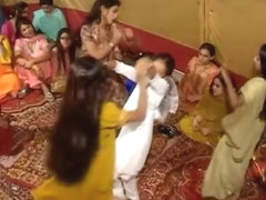 Girls Does Ring Ring Ringa Song Dance In Wedding Function