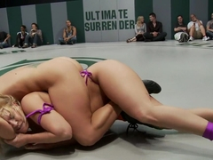 5 girl brutal rough sex gang bang on Ultimate Surrender. Losing has it's consequences.