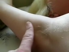 My older wifey can't live out of when I play with her armpits and vagina