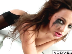 Abigail Mac in Abigail Mac Fucks Herself Til Her Makeup Is Smeared Off - AbigailMac