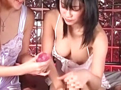 Fabulous Japanese model Momo Takai in Incredible Swallow/Gokkun, POV JAV movie