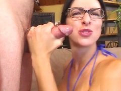 Livecam Face Fuck With Foot Job Finale - KinkyFrenchies