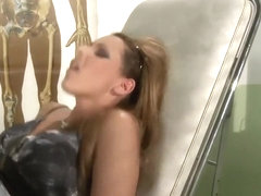 Two hot lassies have some kinky fun