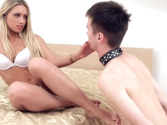 Jessie Gold Clips - Brutal-Facesitting