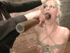 Tara Lynn Foxx in Tara Lynn Foxx Is Insatiable - HogTied