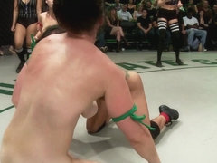 Tag Team Match-Up: Did You Miss Me? Princess Donna Saves The Day - Publicdisgrace