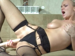 LacyNylons Scene: Dolly