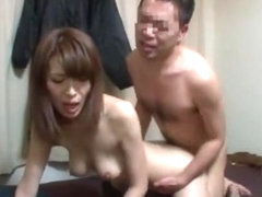 Horny Japanese whore Mai Hanano in Best Big Tits, Couple JAV clip