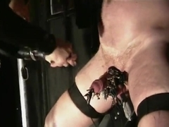 extrem ramrod and balls castigation cbt