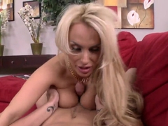 Holly Halston gets banged by Sonny Hicks