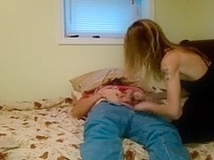 Homemade episode wife creampie quickie