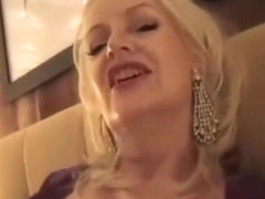Dirty talking mature porn
