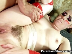Samantha Bentley & Alexei Jackson in The Sex Dungeon - Paradise-Films
