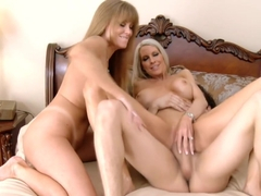 Darla Crane & Emma Starr & Xander Corvus in My Friends Hot Mom