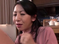 Hitomi Is Shared By Her Man And His Friend