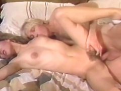 Hottest facial classic video with Tom McAdam and Karen Summer