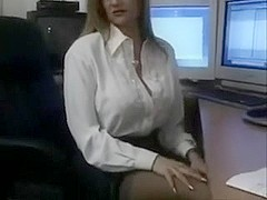 Kelly Madison is the ideal office Co-worker