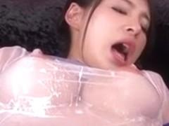 Txxx japanese breast milk bella, Bella
