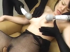 Best Japanese chick in Hottest Big Tits, Threesomes JAV video