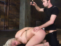 James Deen & Krissy Leigh in Krissy Leigh - SexAndSubmission