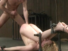 Lily LaBeau & James Deen in Super Slut 2: Fistful of Donna - DeviceBondage