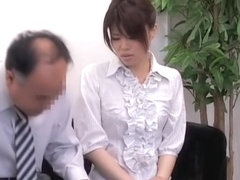 Classy Jap gets banged silly in spy cam hardcore video