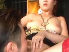 Incredible Japanese whore in Fabulous Cunnilingus, Handjobs JAV scene