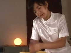 Fabulous Japanese whore Sakura Aida in Amazing Massage, POV JAV clip
