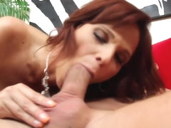 Syren De Mer & Bill Bailey in Seduced by a Cougar
