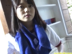 Jav Amateur Asuka Saito Gravure Teen Strips Off Her Gym Kit And Shows Her Uncensored Slit Unbeliev.