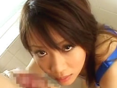 Fabulous Japanese slut Rino Konno in Exotic Cumshots, Blowjob JAV scene