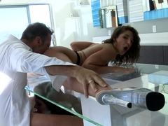 Double pussy penetration movies