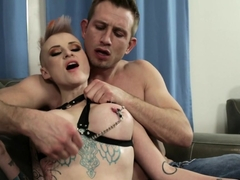 Horny pornstars Sloane Synful, Bill Bailey in Hottest Tattoos, Fake Tits sex movie