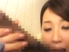 Japanese Playgirl Gets Totally Manhandled By Lustful Dudes