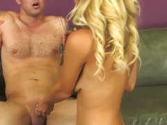 Chad Alva & Natalia Starr in Fuck Me Out Of This Dress - WildOnCam