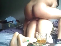 Amazing exclusive pakistani, doggystyle, oral sex clip