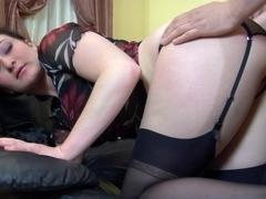 Bbw Nancy Davis In Pantyhose Video Pantyhose Porn