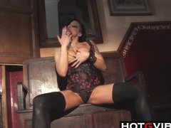 Gigi Loves Hardcore GSpot Squirt