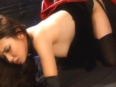 Horny Japanese chick Maya Katsuragi in Hottest BDSM, Fetish JAV video
