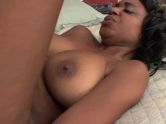 Best pornstar in Horny Cumshots, Black and Ebony sex movie