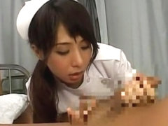 Crazy Japanese girl Yuka Osawa in Exotic Blowjob/Fera, Nurse/Naasu JAV video
