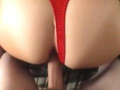Fuck me in my panties mature
