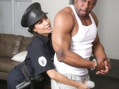 Lela Star & Prince Yahshua in Bad Cop Black Cock - RKPrime