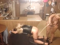 Amy's Caning