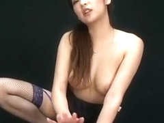 Fabulous Japanese girl Rina Fukada in Horny POV, Stockings/Pansuto JAV scene