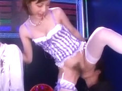 Crazy Japanese whore Kaede Fuyutsuki in Incredible Lingerie, Skinny JAV clip