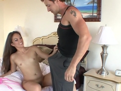 Leilani Hairy Beaver Gets Fucked Porn Tube-pic7527