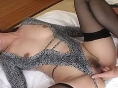 Amazing Japanese girl in Crazy Big Tits, Blowjob/Fera JAV clip